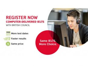 IELTS Exam Is Now Available in Computer-Delivered Form