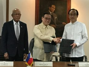 Japan Signs Exchange of Notes to Support PH Air Force and MRT3 Rehab