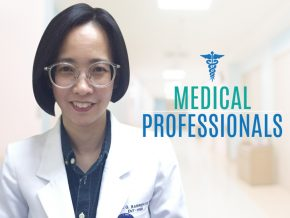 Medical Professionals in Manila: Dr. Clydine M.A. Guevara-Barrientos, M.D., FPSO-HNS