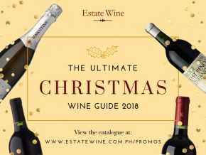 Estate Wine Releases Ultimate Christmas Wine Guide 2018