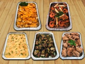 Get These Satisfying Food Party Platters from Providore in BGC