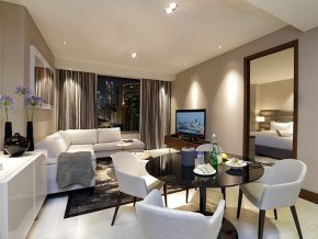 Makati Diamond Residences Offers a Luxurious Stay with Its European and Filipino Features