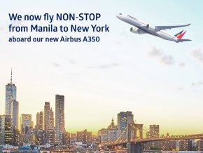 Manila to New York Direct Flights Now Operational With PAL