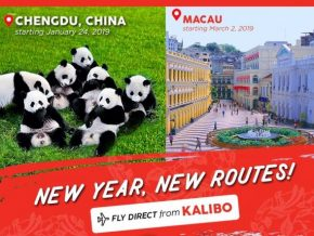 AirAsia Philippines Introduces New Kalibo-China Routes