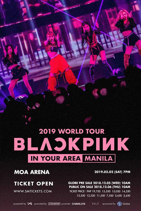 A Guide to Concerts Happening in Manila This 2019