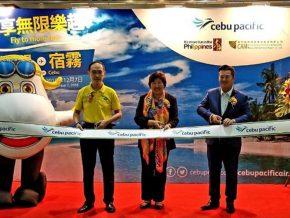 Cebu Pacific Launches Macau to Cebu Flights