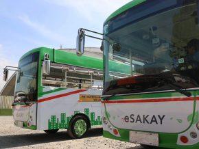 eSakay e-Jeepneys Now Operating Makati-Mandaluyong Route