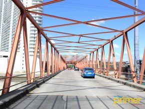 Rockwell Bridge Closed for Renovation