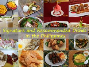 Recommended Dishes For Every Travel Destination in the PH