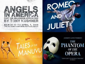LIST: Theater Productions to Watch This 2019!