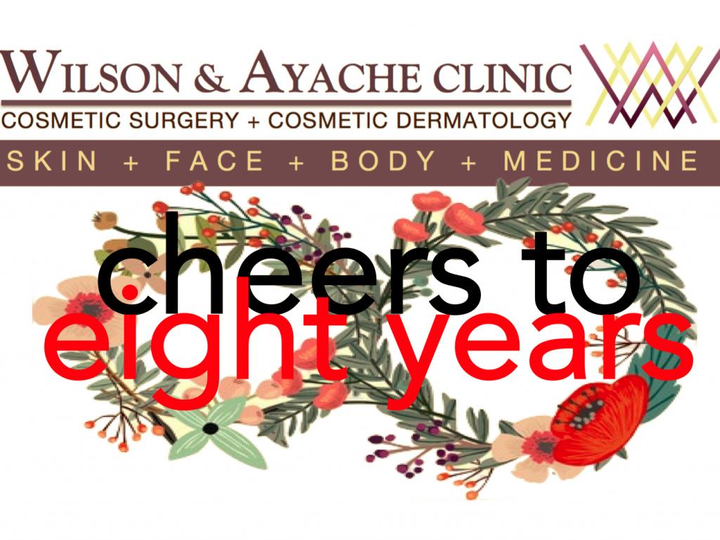 Wilson & Ayache 8th Year Anniversary @ Wilson & Ayache Clinic in Legaspi Village