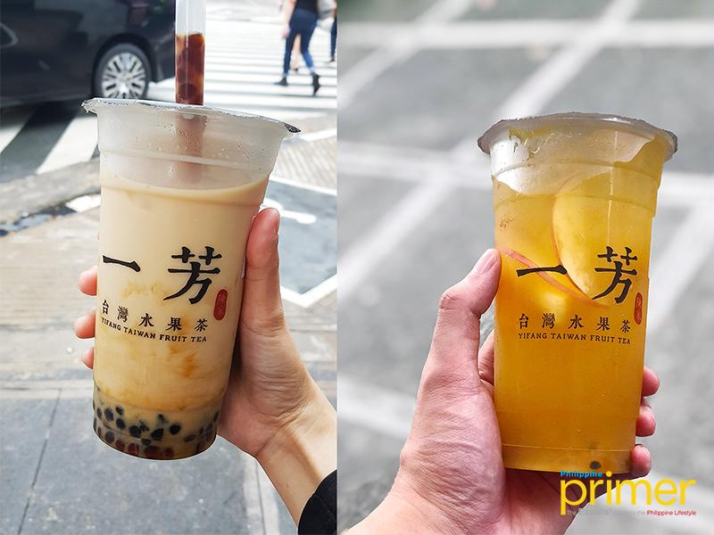 LIST: The Best Milk Teas in the Metro and Where to Get Them
