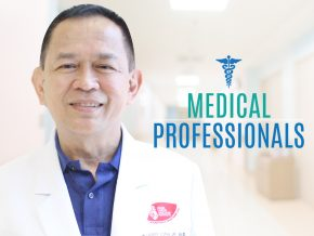 Medical Professionals in Manila: Dr. Benjamin Luna, Jr.
