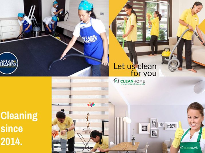 7 Cleaning Services in the Metro | Philippine Primer