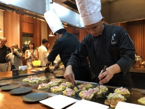 Teppan Okochi Opens New and Improved Branch in Rockwell