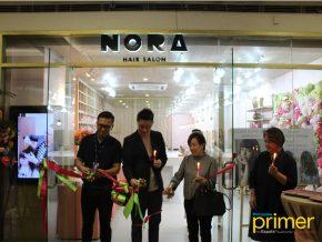 NORA Hair Salon Opens Second Branch in SM North EDSA Annex