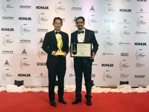 Arthaland bags 3 major international awards