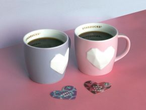 Feel the Season of Love With the New Starbucks Collections!