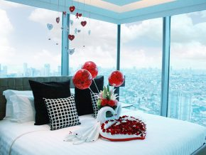 Celebrate Love and Fortune at The Alpha Suites This February!
