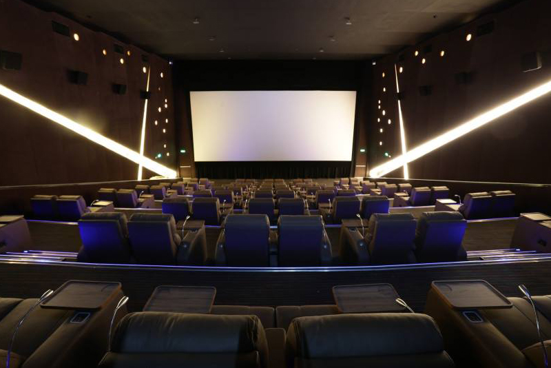 Luxury Cinemas in the Metro: First-Class Entertainment and