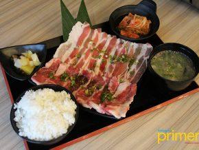 Yakiniku Kenshin in Makati Now Serves Lunch