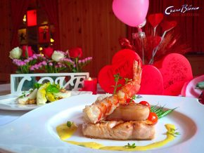 PROMO: Chesa Bianca Valentine's Day Menu Available Only on Feb 13-15
