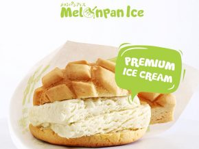 Melonpan Ice Is Now in Eastwood!