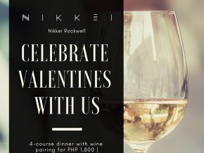 PROMO: Eat and Dance at Nikkei This Valentine's Day
