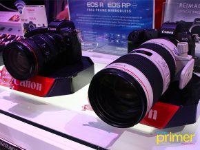 Canon Unveils the All-New Canon EOS RP and Mini Photo Printer