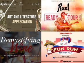 EVENTS IN MANILA: March 16-17, 2019