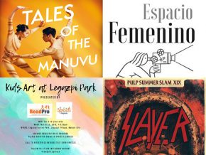 EVENTS IN MANILA: March 23-24, 2019