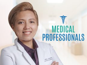 Medical Professionals in Manila: Dr. Farzaneh Shamsi