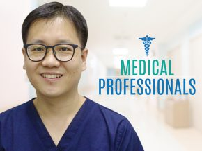 Medical Professionals in Manila: Lee Seung Chul, DMD