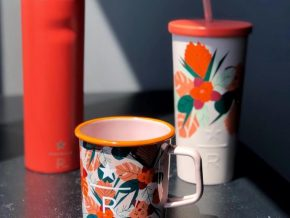 LOOK: Starbucks Releases Tropical Spring Collection for 2019