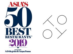 Toyo Eatery Makes It to Asia's 50 Best Restaurants in 2019
