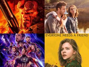 9 Movies to Watch this April 2019