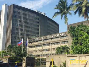 Luzon Quake Aftermath: Gov't Work and Flights Suspended Today