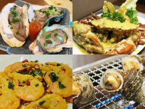 10 Fintastic Seafood Restaurants to Give a Go Around the Metro