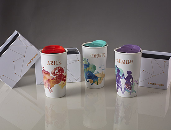 Starbucks Astrology Series Will Entice Every Zodiac Lover