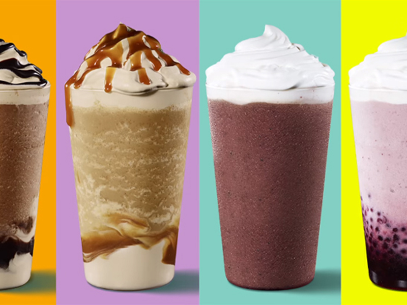 Starbucks Philippines' Newest Frappuccino Flavors Are Here