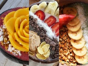5 Food Spots in and out the Metro Where You Can Get Power Smoothie Bowls