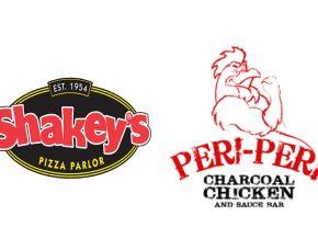Shakey's Pizza PH Purchases Peri-Peri Charcoal Chicken Chain