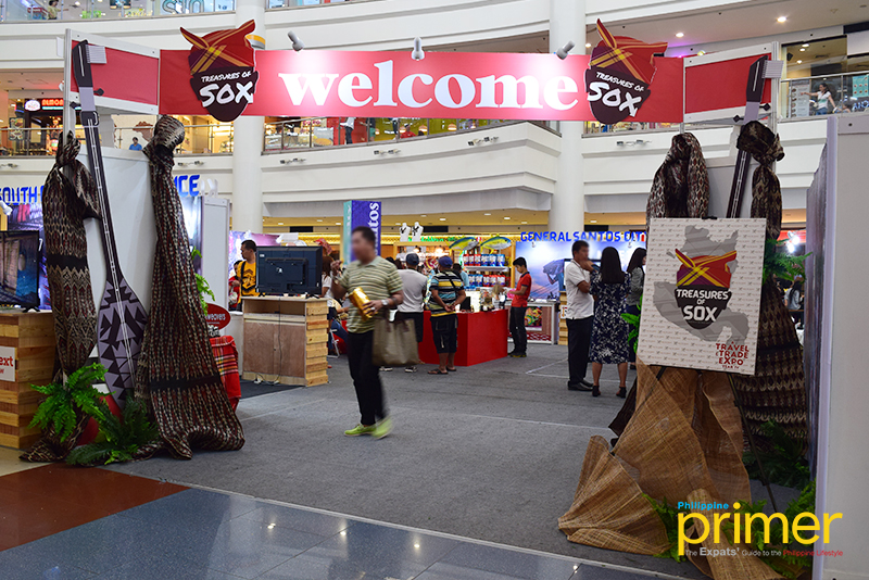 See Local Products of Mindanao at Treasures of SOX