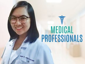 Medical Professionals in Manila: Arianne Castillo, DMD