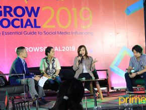 What Went Down at the Grow Social 2019: Learning The How Tos of Social Media Influencing