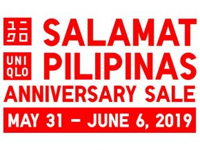 UNIQLO PH Celebrates 7th Year With Week-Long Sale