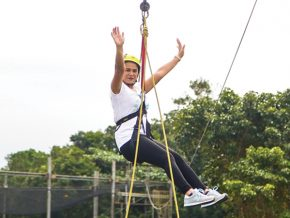 First Tree Top Adventure of the South Opens in Batangas