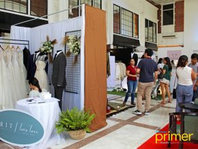Enderun Events Held the First Eternity: Weddings and Celebrations Fair