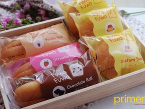 Nippon Premium Bakery Presents Fuwa Fuwa Breads
