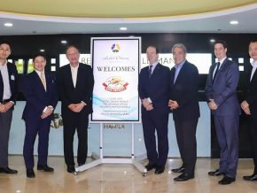 Soon-to-Open Hotel Okura Manila Welcomes Kirin Brewery